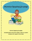 Monthly Reading Strategies Unit