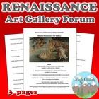 Renaissance Moodle Online Art Gallery (Renaissance & Reformation)