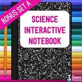 MORE Interactive Science Notebook Templates