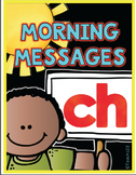 Morning Work Digraphs: CH RF.2.3, RF.2.4, and L.2.2