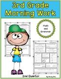 Morning Work for Third Grade (Second Quarter)