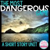 """""""Most Dangerous Game"""" Short Story Unit"""