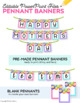 Mother's Day Tea Party Printable Pack