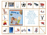 Motion Game Board