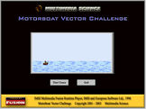 Physics - Motorboat Vector Challenge Software - Mechanics