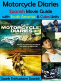 Motorcycle Diaries Complete Movie Packet in Spanish / Diar