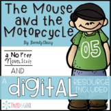 Mouse and the Motorcycle Guided Reading/Novel Study