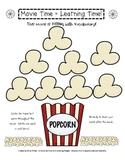 Movie Graphic Organizers