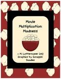 Movie Multiplication Madness
