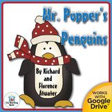 Mr. Popper's Penguins Novel Study CD
