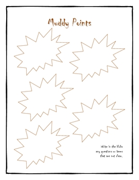 Muddy Points