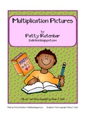 Multiplication Cards