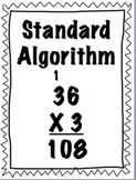 Multi-Digit Multiplication Pack