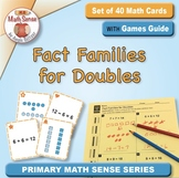 Multi-Match Game Cards 1A: Fact Families for Adding and Su