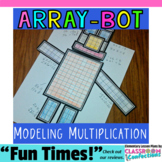 Multiplication Array-Bot