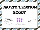 Multiplication Arrays Scoot