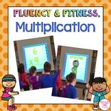 Multiplication Fluency & Fitness Bundle