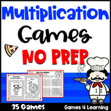 Multiplication Games