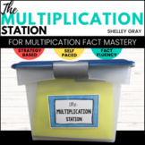 The Multiplication Station: A Self-Paced Program for Basic