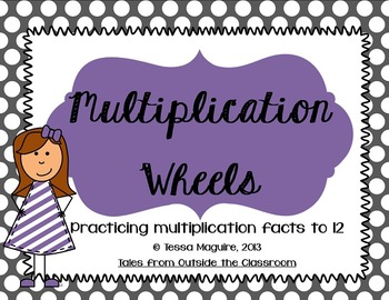 Multiplication Wheels