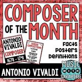 Music Composer of the Month: Antonio Vivaldi