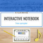 Music Interactive Notebook Sampler