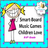 Smartboard Music Games