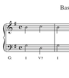 Music Theory Bassline Dictation