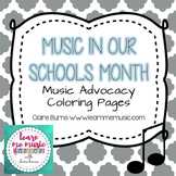 Music in Our Schools Month (MIOSM) Music Advocacy Student