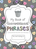 My Book of Conversational Phrases {Idioms & Common Figures