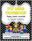 My Data Notebook {keeping students accountable} with EDITA