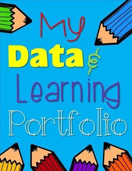 First Grade Data Binder