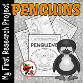 My First Research Project: Penguins