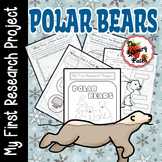 My First Research Project: Polar Bears
