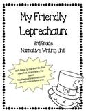 My Friendly Leprechaun:  A Narrative Unit