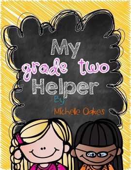 My Grade Two Helper- Canadian Version