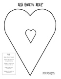 My Heart Map (Generating Ideas)