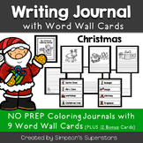 My Holiday Coloring Journals ~ CHRISTMAS EDITION