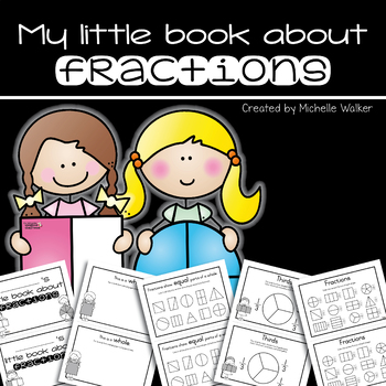 My Little Book of Fractions