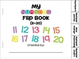 My Numbers Flip Book {11-20}