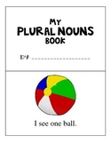 My Plural Nouns Book