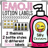 Self-Regulation: Lotion Cream Labels for your School Family