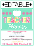My Teacher Planner