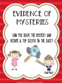 Mysteries Unit