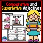 Comparative Endings- FREEBIE!