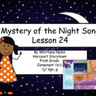 Mystery of the Night Song Storytown Freebie Day 1