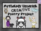 Mythology Limerick Creative Poetry Project