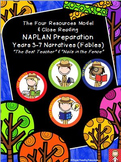 "Narrative BUNDLE Years 3-7 ""The Best Teacher"" & ""Nails in"