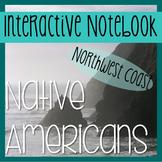 NATIVE AMERICANS- Social Studies Interactive Notebooking-