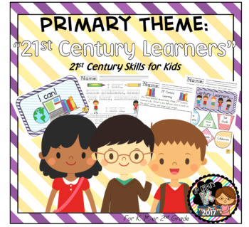 Theme - 21st Century Learners